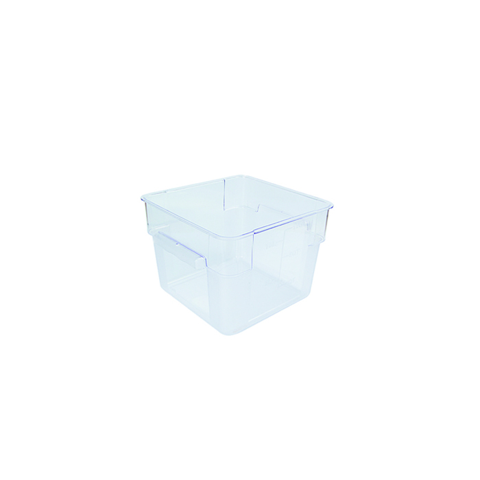Storage Container Clear 12L
