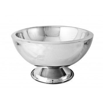 Champagne Bowl Double Walled – Polished Finish