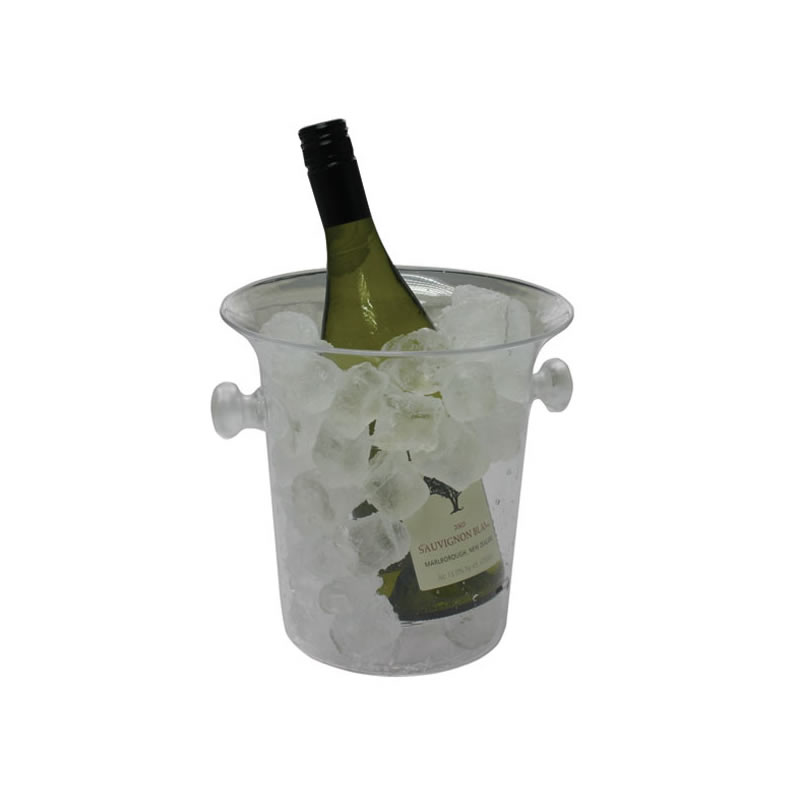 Double-walled wine coolers